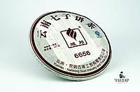 Пуэр 4 года выдержка - Рецепт №6656, Чайная фабрика Гу И