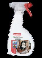 Beaphar Stain Remover спрей для уничтожения органических пятен и неприятного запаха 400 мл (13033)