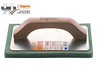 Терка штукатурная Kapriol с губкой 10х24 / 14х21 см
