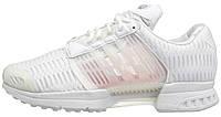 Мужские кроссовки Adidas ClimaCool 1 White (Адидас Клима Кул) белые