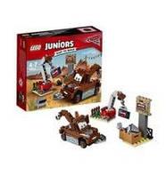 Конструктор LEGO серия Juniors Свалка Мэтра 10733