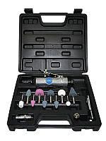 Машинка зачистная пневматическая с аксессуарами HUBERTH RP207814