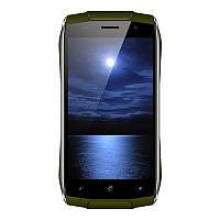 """Смартфон ZOJI Homtom Z6 green зеленый IP68 (2SIM) 4.7"""" 1/8GB 5/8Мп 3G оригинал Гарантия!"""