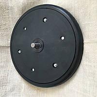 """Прикотуюче колесо в зборі ( диск поліамід) з підшипником   1"""" x 12"""", John Deere, AA33297, з підшипником 885152, фото 1"""