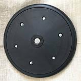 """Прикотуюче колесо в зборі ( диск поліамід) з підшипником   1"""" x 12"""", John Deere, AA33297, з підшипником 885152, фото 4"""