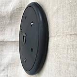 """Прикотуюче колесо в зборі ( диск поліамід) з підшипником   1"""" x 12"""", John Deere, AA33297, з підшипником 885152, фото 6"""