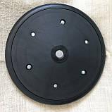 """Прикотуюче колесо в зборі ( диск поліамід) з підшипником   1"""" x 12"""", John Deere, AA33297, з підшипником 885152, фото 7"""
