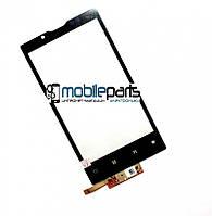 Оригинальный Сенсор (Tачскрин) для Huawei U9000 Ideos X6 Ascend X | ViewSonic ViewPad 4 (Черный)