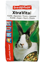 Beaphar Xtra Vital Rabbit  корм для  кроликов 1кг (25314)