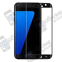 Защитное стекло Samsung S7 (G930) Black Full Screen