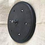 """Прикотуюче колесо в зборі ( диск поліпропілен ) з підшипником 1"""" x 12"""", John Deere, AA43899, з підшипником 885, фото 2"""