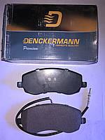 Тормозные колодки передние Citroen Jumpy до 2007г