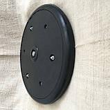 """Прикотуюче колесо в зборі ( диск поліпропілен ) з підшипником 1"""" x 12"""", John Deere, AA43899, з підшипником 885, фото 4"""