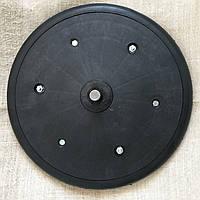 """Прикотуюче колесо в зборі ( диск поліпропілен ) з підшипником  1"""" x 12"""", John Deere,AA33297,  з підшипником 88, фото 1"""