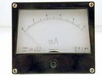 Миллиамперметр М906