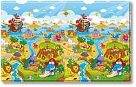 Детский развивающей коврик«Приключения Дино» 60861Dwinguler