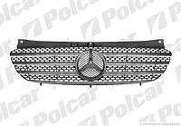 Решетка радиатора Mercedes Vito 639 Polcar