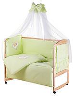 Комплект детского постельного белья в кроватку«Gold»60352 Qvatro