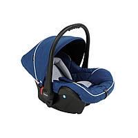 Детское автокресло«Poppi»Roan 621081, темно-синий