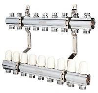 Коллектор для отопления FADO KRZ09 (9 отводов)