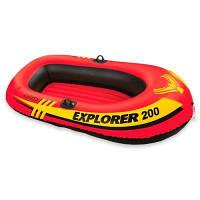 Лодка EXPLORER 58330 надувная на 1 чел 185-94-41 см