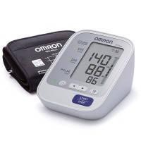 Тонометр автоматический Omron M3 Expert + универсальная манжета и адаптер сети
