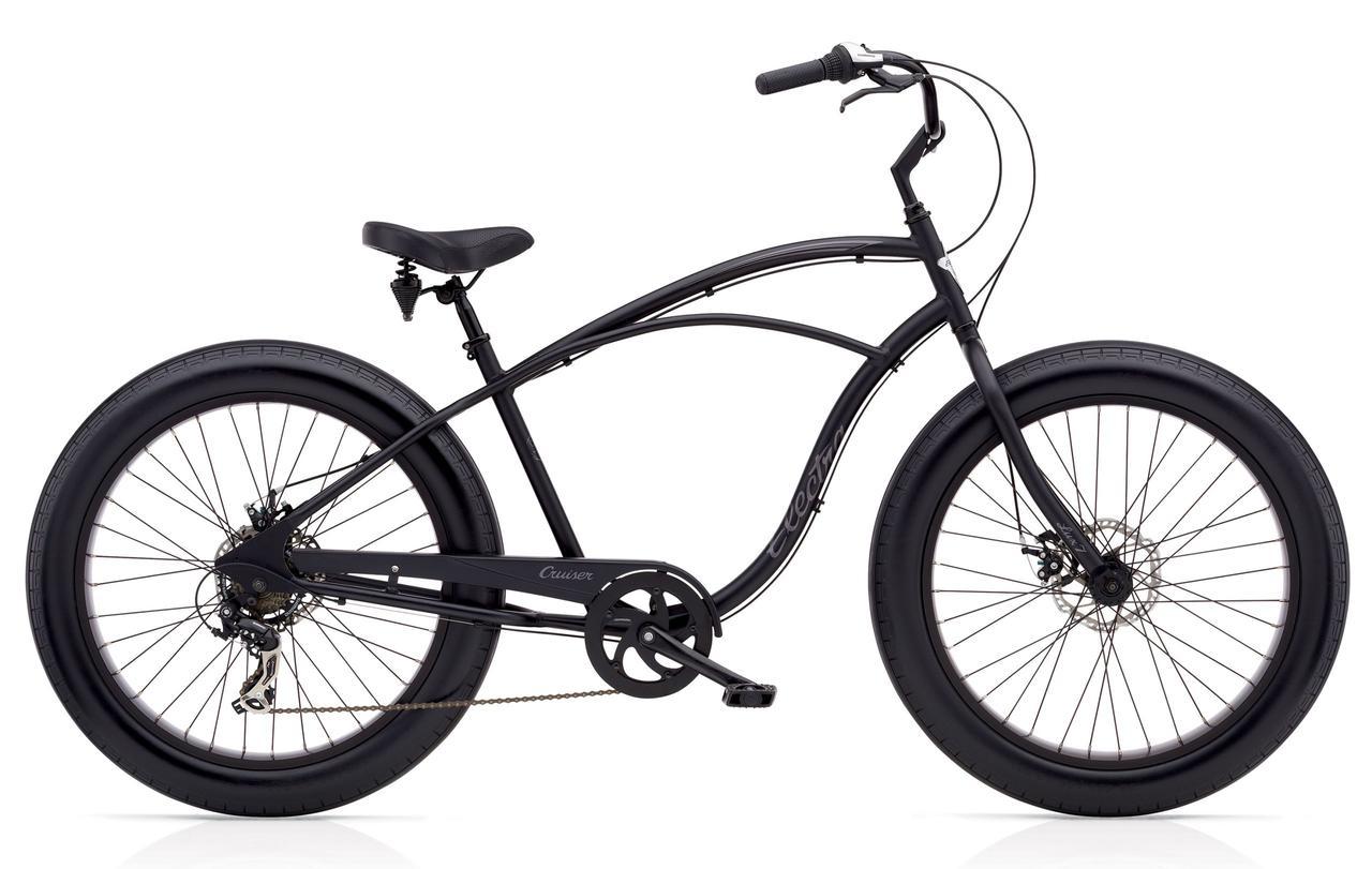 "Велосипед горный FATBIKE ELECTRA Cruiser Lux Fat Tire 7D 7-S. 26"""