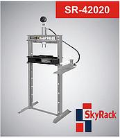 Пресс гидравлический настольный SR-42020, 20 т.