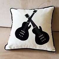 """Интерьерная декоративная подушка """"rock"""", фото 1"""