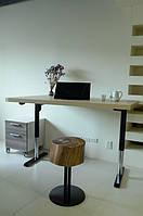 501-49 7S 176: Эргономичный офисный стол Conset для работы сидя-стоя (дизайнерская модель 2017 года)