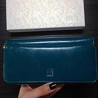 56a088932fe7 Кошелек женский бирюзовый в категории женские сумочки и клатчи в ...