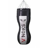 Боксерский мешок силуэт V`noks 1.1 м с цепями 50-60 кг