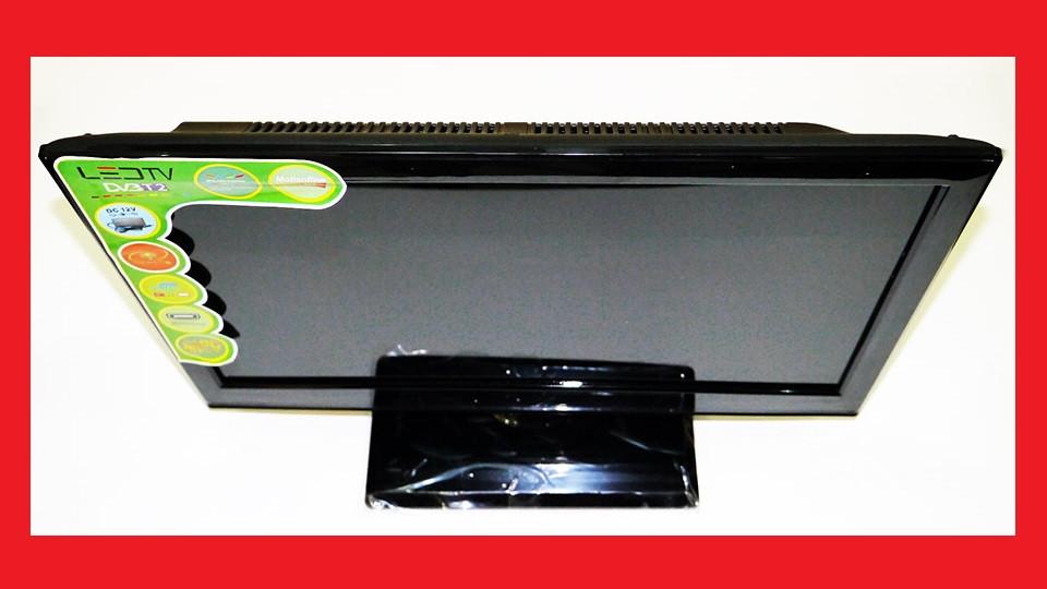 """LCD LED Телевизор L17 15,6"""" DVB - T2 12v/220v HDMI IN/USB/VGA/SCART/COAX OUT/PC AUDIO IN"""