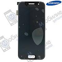 Дисплей Samsung A3 2017 (модуль экран + тачскрин) A320 Black