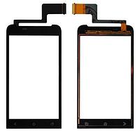 Сенсор (тачскрин) для HTC T320e ONE V G24 черный