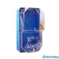 Коробка КДЕ-2 (електр ліч) (синій низ) Черновцы (2)