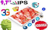 """Недорогой планшет-телефон KT971 9.7"""" IPS 2/16 3G GPS 2SIM"""
