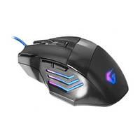 Мышка USB игровая Gemix W-180 Black (04000029)