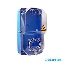 Коробка КДЕ-У (електр ліч) (сірий низ) Черновцы (2)