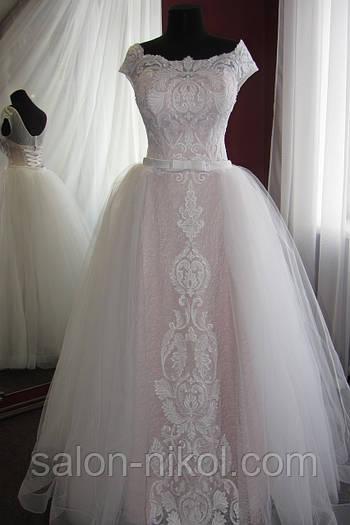 Свадебное платье 17-18