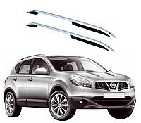 Рейлинги Nissan Qashqai 2007-2014 CROWN
