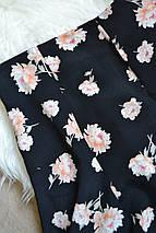 Свободные цветочные шорты на высокой посадке New Look, фото 3