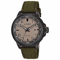 Мужские часы Citizen AW1465-14H Eco-Drive Military