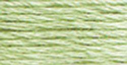 Мулине СХС 369 Bamboo leaf green