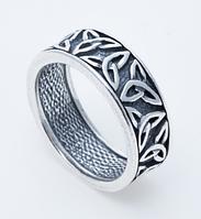 """Кольцо """"Айвар"""" покрытое серебром (a8543090)"""