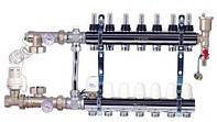 Коллектор в сборе для теплого пола FADO SEN07 (7 отводов)