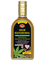 Конопляное масло (нераф.), 350 мл