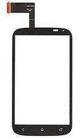 Сенсор (тачскрин) для HTC T328e Desire X черный