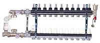 Коллектор в сборе для теплого пола FADO SEN11 (11 отводов)