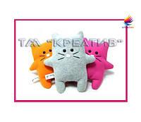 Флисовые игрушки корпоративный подарок с вашим логотипом под заказ (от 50 шт.)